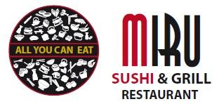 Miru sushi & grill Oss | Officiële Website